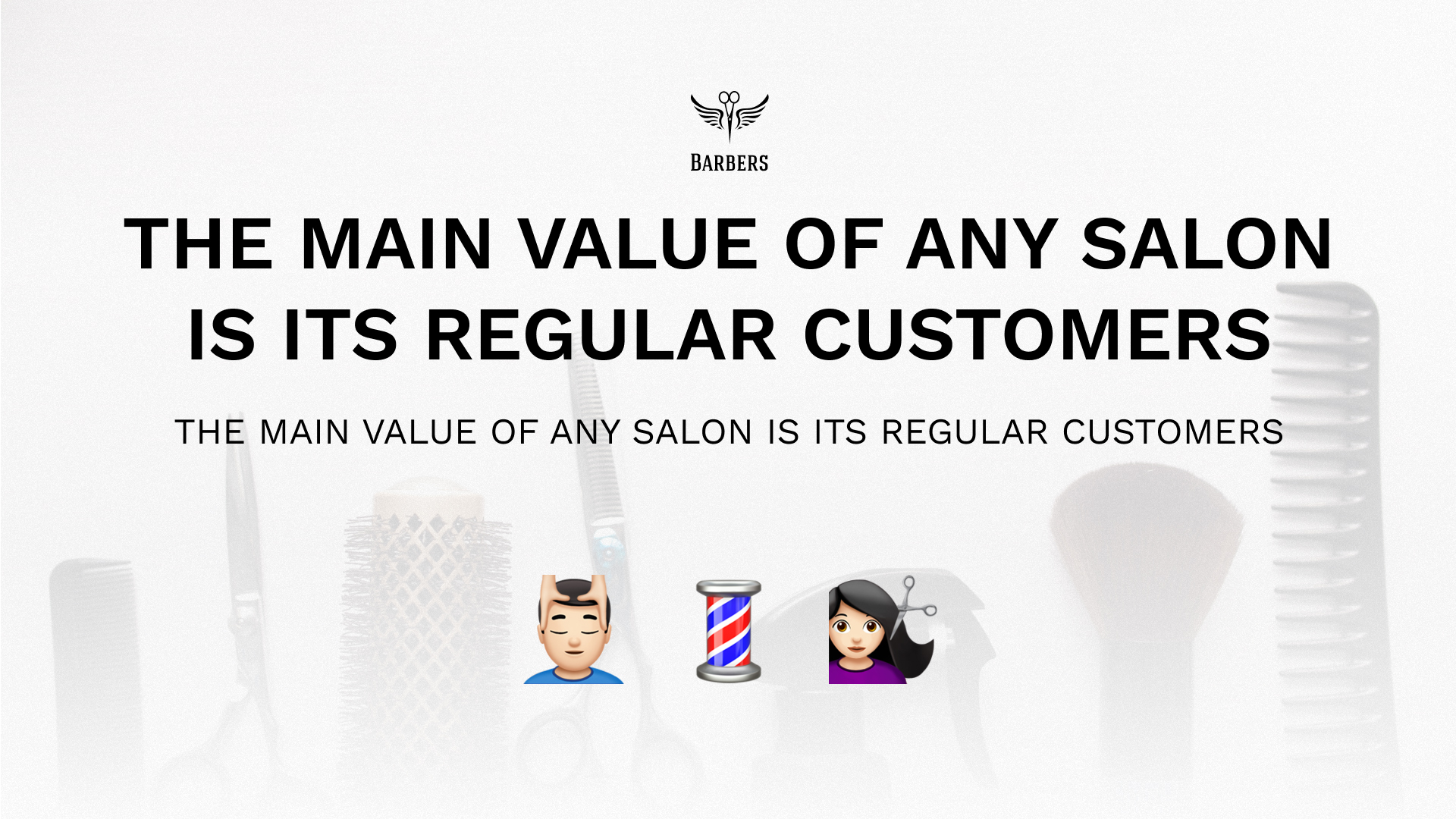 barbershop appointment software
